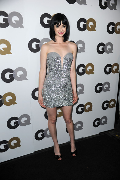"Actress Krysten Ritter  arrives at the 15th annual ""GQ Men of the Year"" party held at Chateau Marmont on November 17, 2010 in Los Angeles, California."