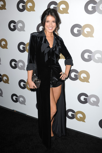 "Actress Shenae Grimes arrives at the 15th annual ""GQ Men of the Year"" party held at Chateau Marmont on November 17, 2010 in Los Angeles, California."