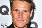 James Cracknell arrives for GQ Men Of The Year Awards 2016 at Tate Modern on September 6, 2016 in London, England.