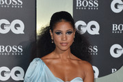 Vick Hope attends the GQ Men Of The Year Awards 2019 at Tate Modern on September 03, 2019 in London, England.