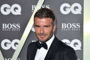 David Beckham attends the GQ Men Of The Year Awards 2019 at Tate Modern on September 03, 2019 in London, England.