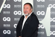 Ai Weiwei attends the GQ Men Of The Year Awards 2019 at Tate Modern on September 03, 2019 in London, England.