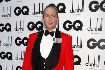 David Richmond GQ Men Of The Year Awards - Red Carpet Arrivals