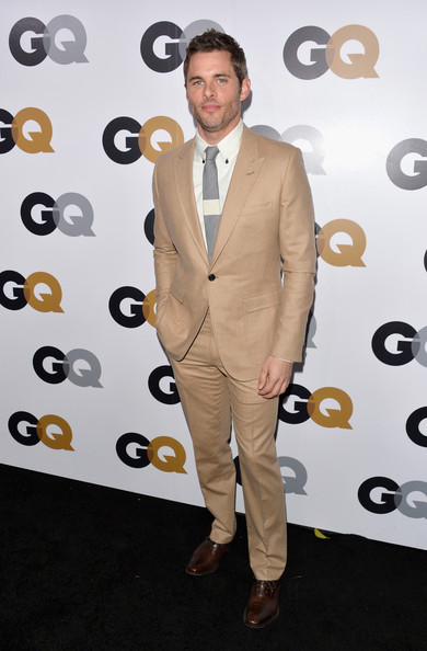 James Marsden in GQ Men Of The Year Party - Arrivals