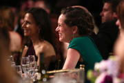 (EXCLUSIVE COVERAGE) Producer Susan Downey attends the BAFTA Los Angeles Jaguar Britannia Awards presented by BBC America and United Airlines at The Beverly Hilton Hotel on October 30, 2014 in Beverly Hills, California.