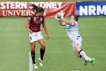 Gabby Dal Busco W-League Rd 14 - Western Sydney v Perth