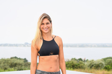 Gabby Reece Fitbit Launches Ionic, Flyer, Aria 2 & New Premium Offering