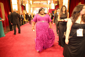 Gabourey Sidibe Arrivals at the 86th Annual Academy Awards — Part 4