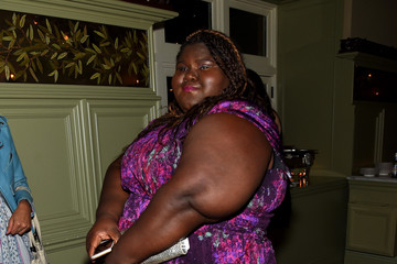 Gabourey Sidibe 2015 Tribeca Film Festival Opening Night After Party