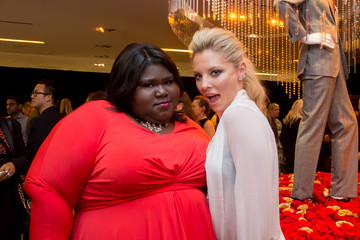 Gabourey Sidibe Saks Fifth Avenue Empire Fashion Week Event