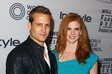 Sarah rafferty dating gabriel macht