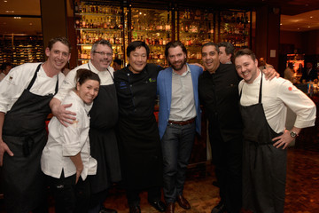 Gabriel Fenton East Meats West Dinner Hosted By Michael Mina And Ming Tsai -2015 Food Network & Cooking Channel South Beach Wine & Food Festival