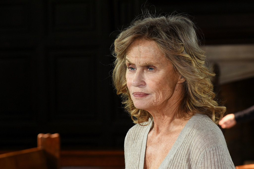 Lauren hutton photos gabriela hearst front row for New pictures