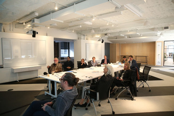 Gabriela Hearst Jose Parla Surface Presents The Jury Deliberations For The Second Annual Surface Travel Awards