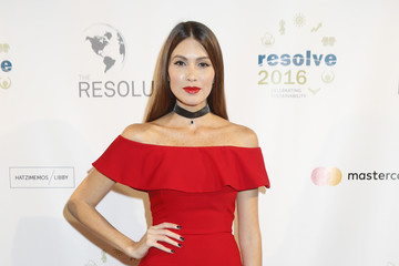Gabriela Isler The Resolution Project's Resolve 2016 Gala