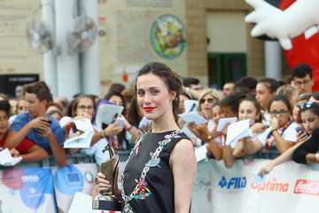 Gabriella Pession Giffoni Film Fest 2016 - Day 2