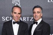 Honorees Monte Lipman and Avery Lipman attend the 2018 Angel Ball hosted by Gabrielle's Angel Foundation at Cipriani Wall Street on October 22, 2018 in New York City.