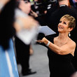 Gabrielle Carteris 26th Annual Screen Actors Guild Awards - Fan Bleachers