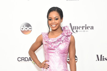 Gabrielle Douglas 2017 Miss America Competition - Red Carpet