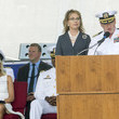 Gabrielle Giffords Commissioning Ceremony Held For The USS Gabrielle Giffords