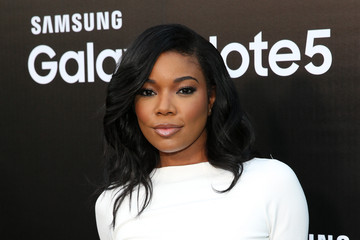 Gabrielle Union Samsung Celebrates The New Galaxy S6 edge+ And Galaxy Note5 in Los Angeles