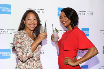 Gabrielle Union American Express Paints the Town Platinum at Bazaar Mar by Jose Andres in Miami