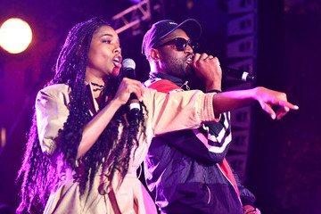 """Gabrielle Union Dwyane Wade Budweiser Hosts Night Two of BUDX Miami with Halsey, Black Eyed Peas, Diplo, and 200+ """"Kings of Culture"""" from Around the World"""