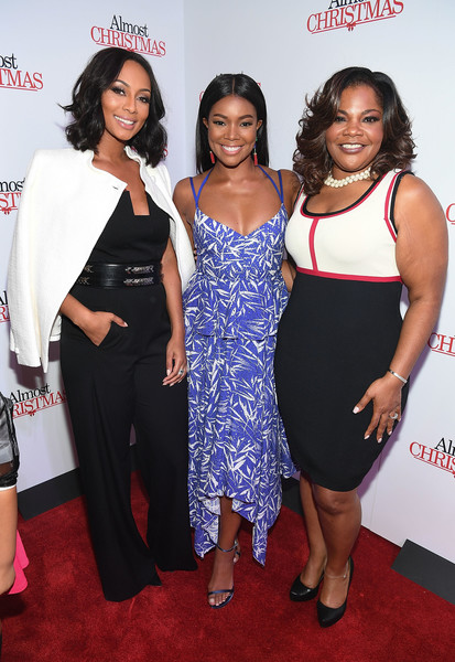 Almost Christmas Gabrielle Union.Gabrielle Union And Keri Hilson Photos Photos Almost