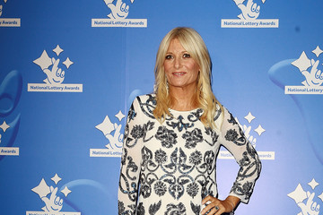 Gaby Roslin National Lottery Awards - Red Carpet Arrivals