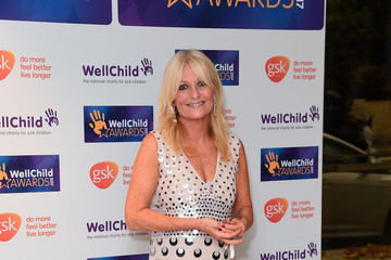 Gaby Roslin Prince Harry Attends the Annual WellChild Awards
