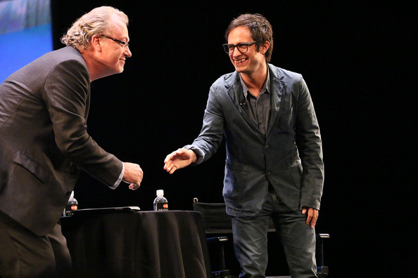 The New Yorker Festival 2013 - In Conversation - Gael Garcia Bernal Talks With Jon Lee Anderson