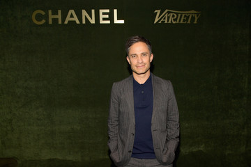 Gael Garcia Bernal CHANEL & Variety Honour Keira Knightley At The Inaugural Female Filmmaker Dinner, Toronto International Film Festival