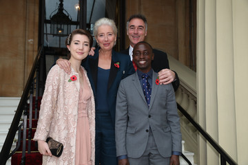 Gaia Wise Investitures At Buckingham Palace
