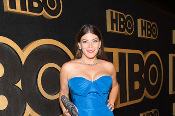 Gail Simmons HBO's Post Emmy Awards Reception - Red Carpet