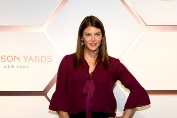 Gail Simmons Hudson Yards VIP Grand Opening Event- Arrivals