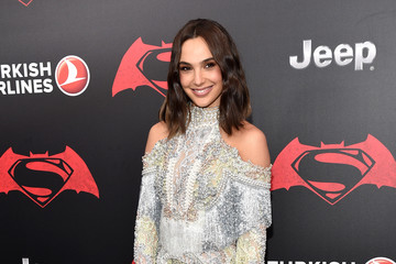 Gal Gadot The Launch of Bai Superteas at the 'Batman v Superman' Premiere