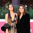 """Gala Martinucci """"The Eyes Of Tammie Fay"""" Red Carpet - 16th Rome Film Fest 2021"""