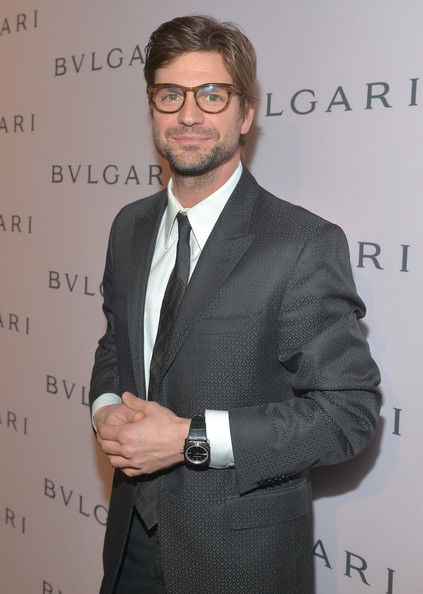 Bvlgari jewelry red carpet in this photo gale harold actor gale harold
