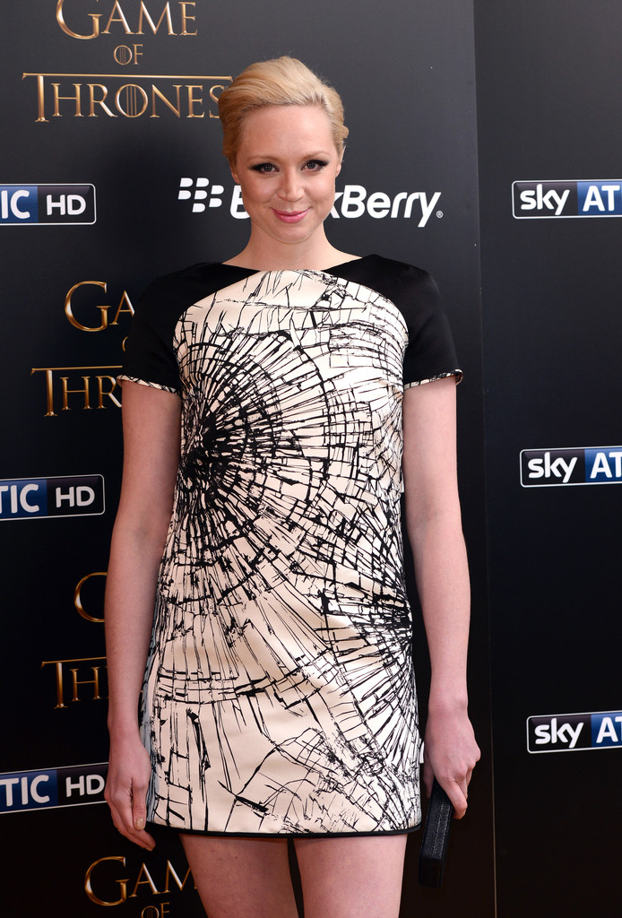Gwendoline Christie - Gwendoline Christie Photos - 'Game