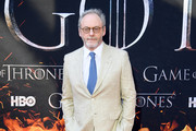 """Liam Cunningham attends the """"Game Of Thrones"""" Season 8 Premiere on April 03, 2019 in New York City."""