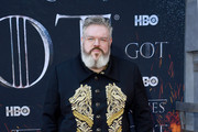 """Kristian Nairn attends the """"Game Of Thrones"""" Season 8 Premiere on April 03, 2019 in New York City."""