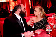 """Rory McCann and Natalie Dormer attend the """"Game Of Thrones"""" Season 8 Premiere After Party on April 03, 2019 in New York City."""