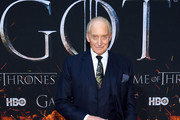 """Charles Dance attends the """"Game Of Thrones"""" Season 8 Premiere on April 03, 2019 in New York City."""
