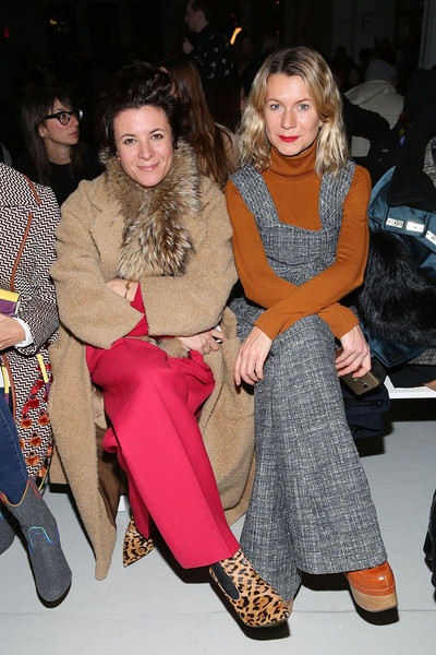 Suno - Front Row - Mercedes-Benz Fashion Week Fall 2015