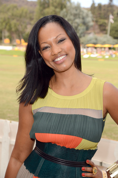 Garcelle Beauvais - Third Annual Veuve Clicquot Polo Classic - Los Angeles - Inside