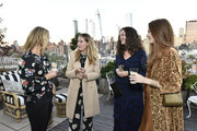 Sarra Gilbane, Celerie Kemble, Amanda Heckert, and CJ Lotz attend the Garden & Gun Magazine's Southern Women Book Launch Event on October 23, 2019 in New York City.