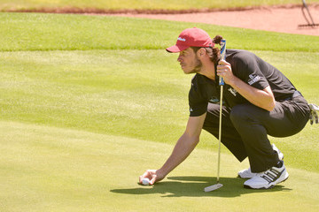 Gareth Bale Celebrity Cup at Celtic Manor Resort - Day One