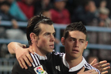 Image result for Gareth Bale and James Rodriguez