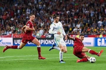 Gareth Bale Real Madrid v Liverpool - UEFA Champions League Final