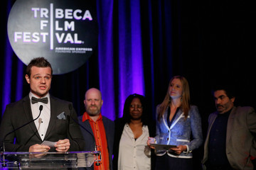 Gareth Baxendale TFF Awards Night at the Tribeca Film Festival